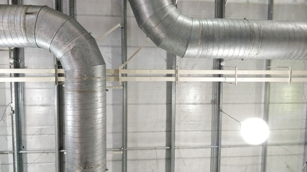 Commercial Dryer Vent Services