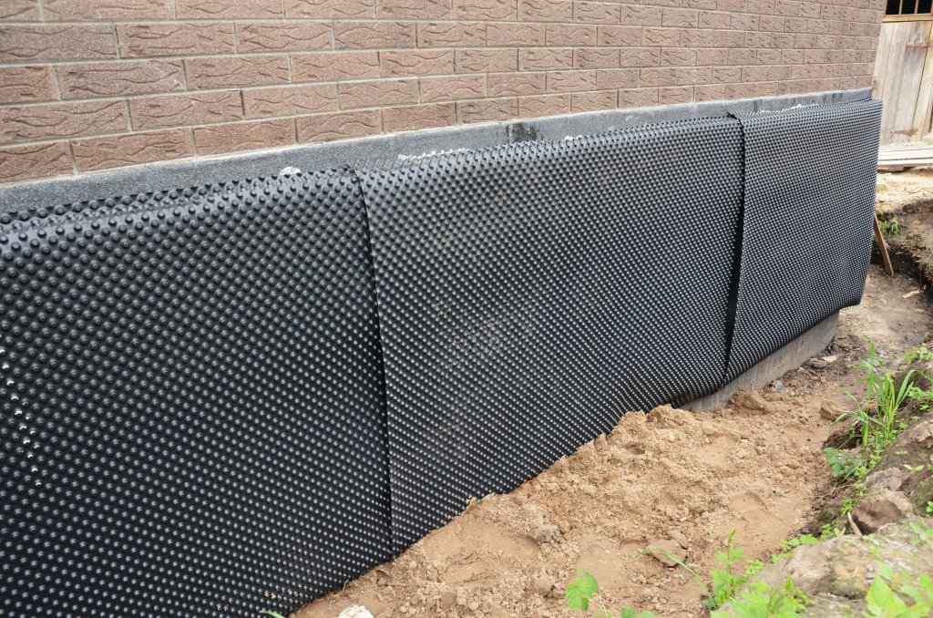 foundation waterproofing membrane