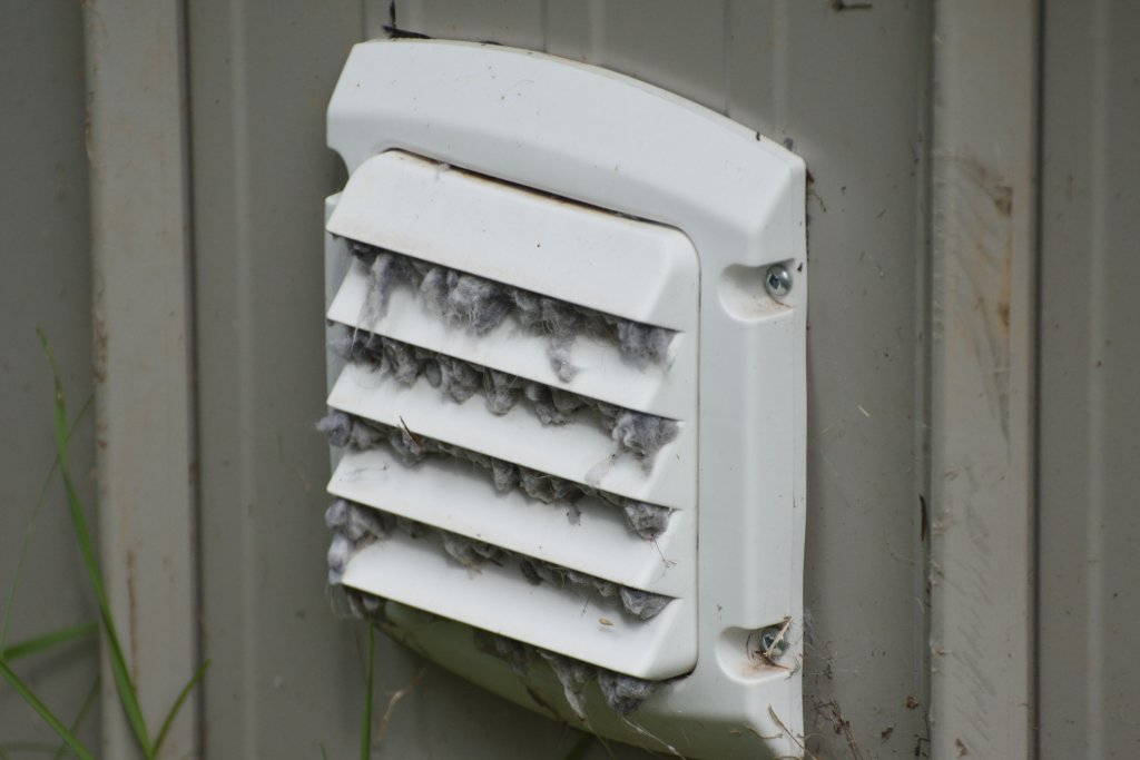 dryer vent cleaning process